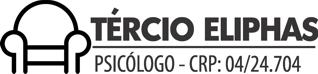 Tércio Eliphas – CRP 04/24.704 Logotipo
